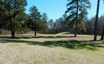 Bynum Burial Mounds along the Natchez Parkway