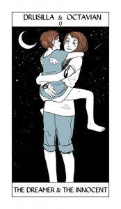 Drusilla e Octavian