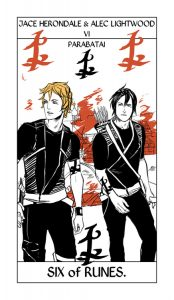Jace e Alec
