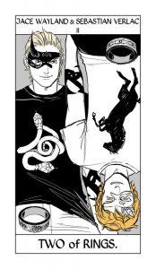 Jace e Sebastian