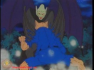 The Real Ghostbusters: Vampire/Werewolf Hybrid