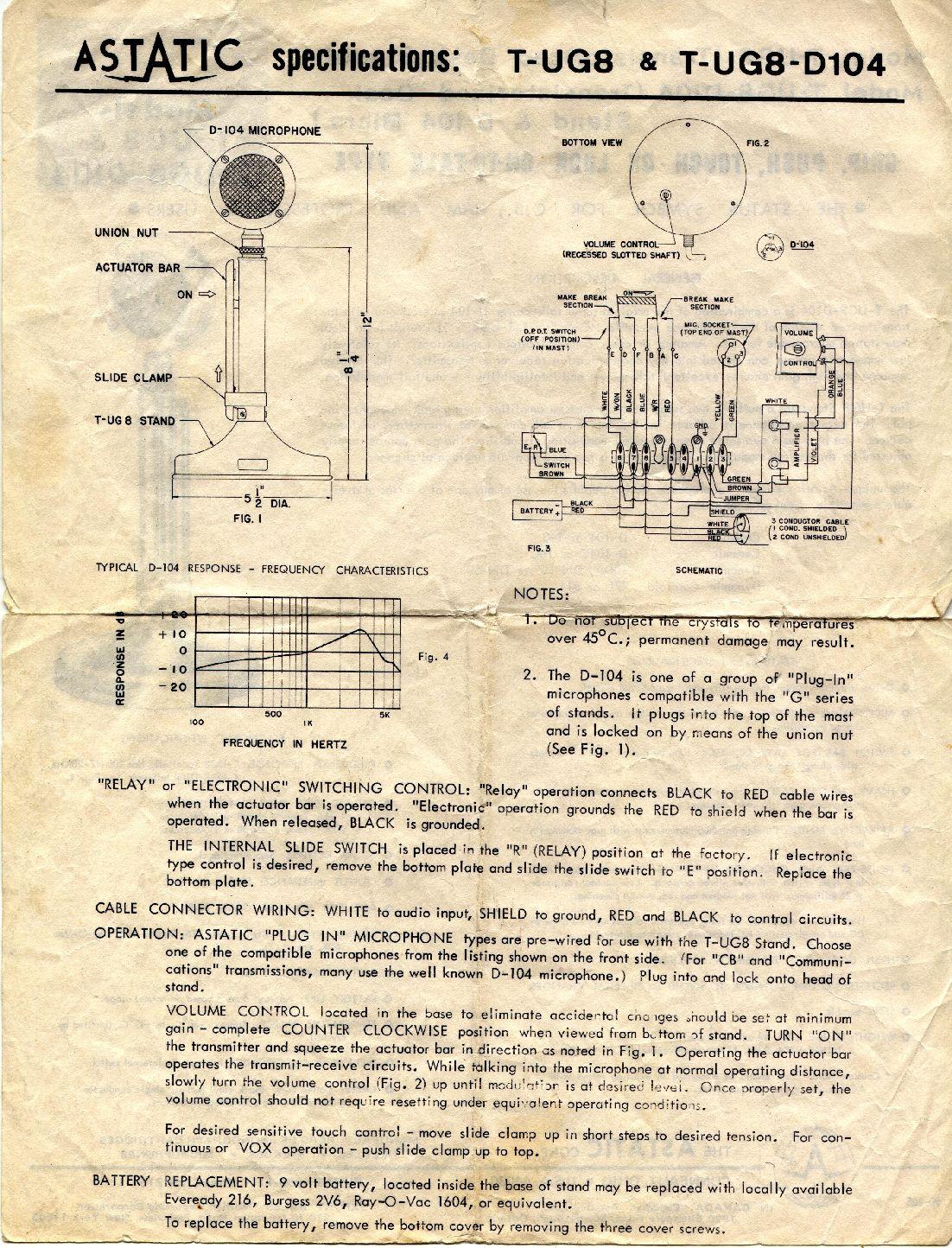 Ge Cb Mic Wiring Diagram - Free Download Wiring Diagram