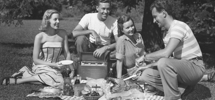 Housing & Babies after World War II