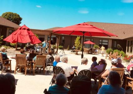2019 Music in the Garden Summer Series