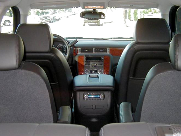 Passenger Executive Suv Limousine Services Worldwide