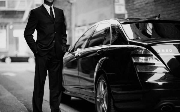 Private Driver Waiting for you