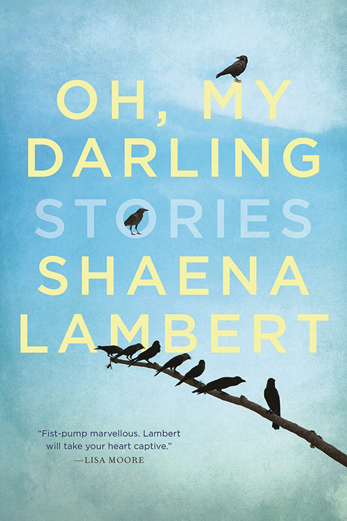 Oh, My Darling book cover image