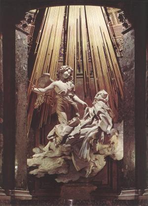 Bernini_The_Ecstasy_of_saint_Therese_1647-52