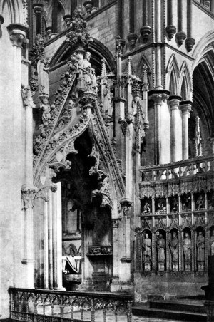 Beverley_Minster_Percy_Tomb