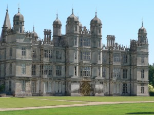 Burghley House west front c1580s