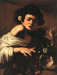 Caravaggio_Boy_Bitten_by_a_Lizard