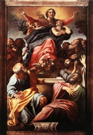 Carracci_The_Assumption_of_the_Virgon_1601