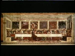Castagno_Last_Supper