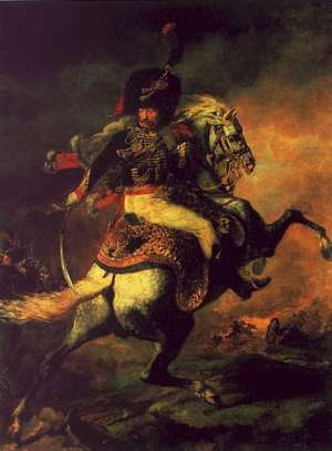 Gericault_The_Charing_Light_Cavalryman_1812