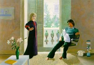 Hockney_Mr_and_Mrs_Clark_and_Percy_1970