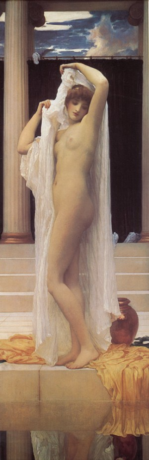 Leighton The Bath of Psyche c1890