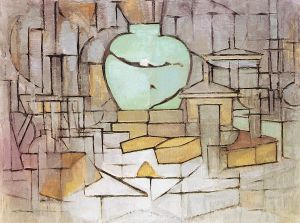 Mondrian_Still_Life_with_Ginger_Pot_1912