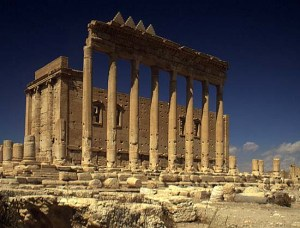 Palmyra_Temple_of_Bel