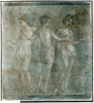 Pompeii_Three_Graces