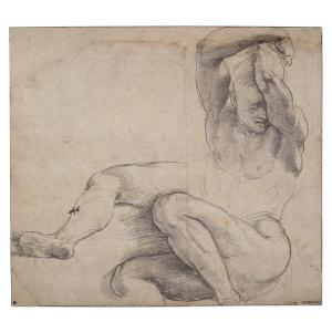 Raphael_Nude_Man_Raised_Arms