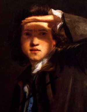 Reynolds_Self-portrait_1780