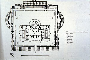 Rome_Bath_Caracalla_Plan