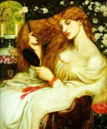 Rossetti Lady Lilith 1863-73