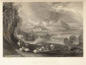Turner_Arundel_Castle_and_Town_Sussex_engraved_by_Jeavons_1830-3