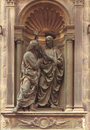 Verrocchio_Christ_and_Doubting_Thomas_1476-83