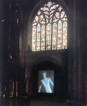 Viola_The_Messenger_Durham_Cathedral_1996