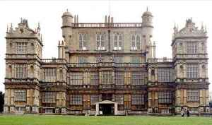 Wollaton Hall north front