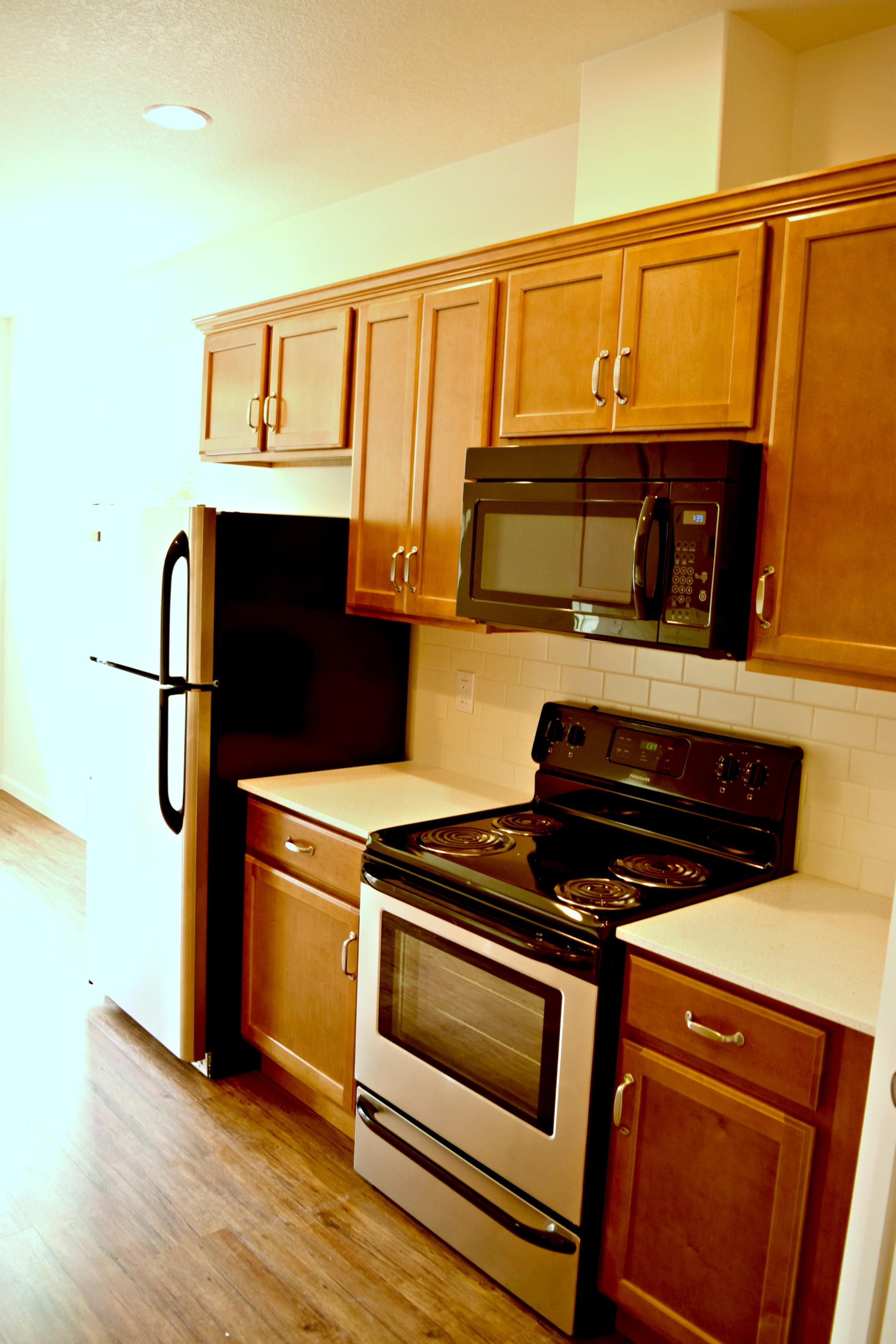 Investor Custom Duplex - Vancouver, Washington - Merillat Cabinets