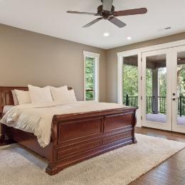 Shaffer Inc. Contemporary Timber Custom Home 10