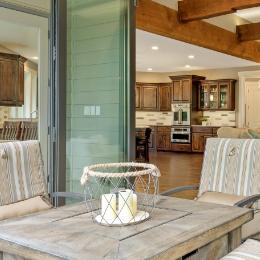 Shaffer Inc. Contemporary Timber Custom Home 14