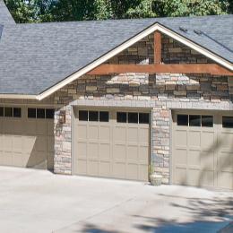 Shaffer Inc. Contemporary Timber Custom Home 7