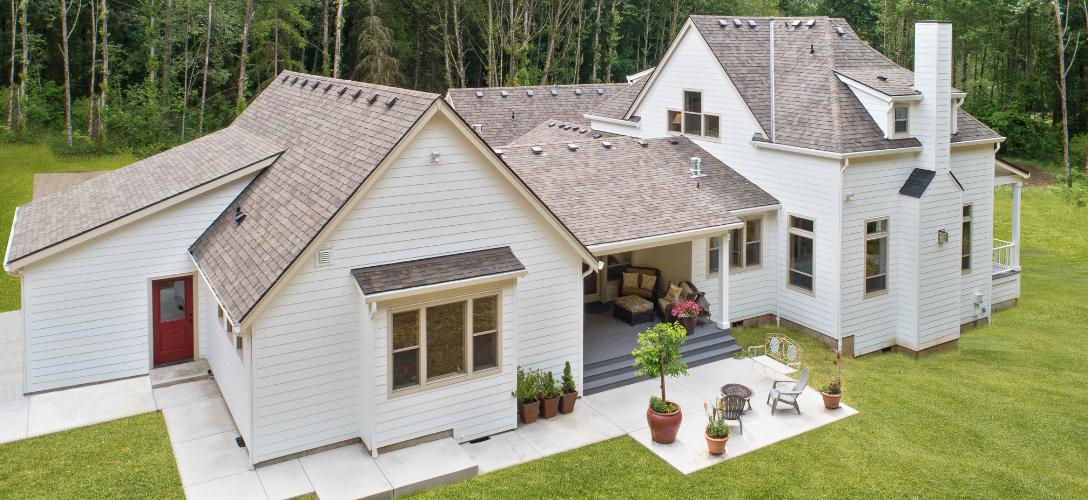 Shaffer Inc. Modern Country Custom Home 1