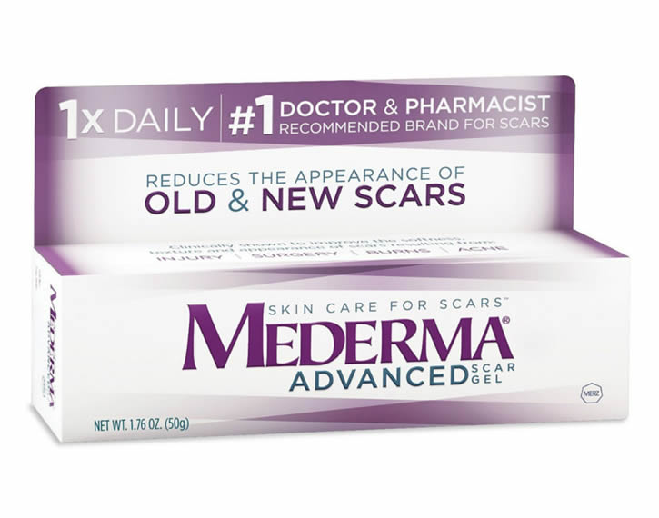 Mederma Scar Cream Uses