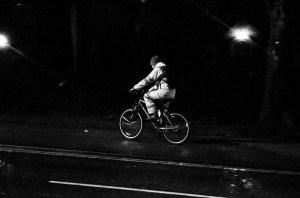 night-cyclist