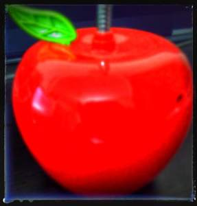 apple lamp