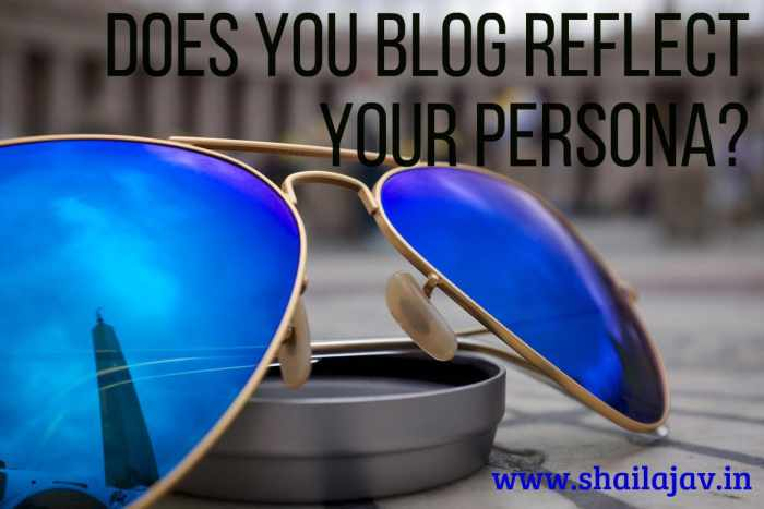 Blog reflection of your persona, Blogs reflect personality, Bloggers
