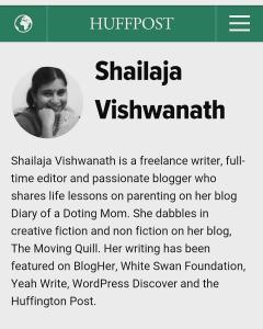 Shailaja_HuffPost_Author