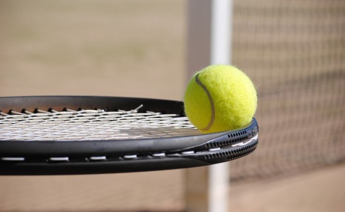 A memorable tryst with tennis