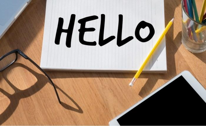 Say Hello? International Blog Delurking Week, 2018