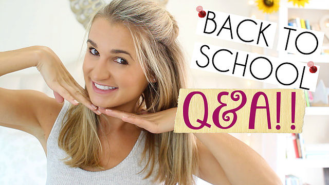 Back to School Q&A