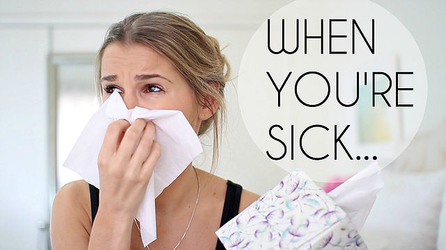Tips (to lift your spirits) When You're Sick