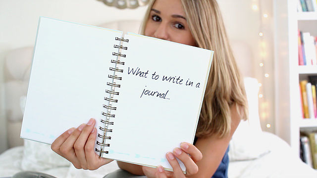 What To Write In A Journal