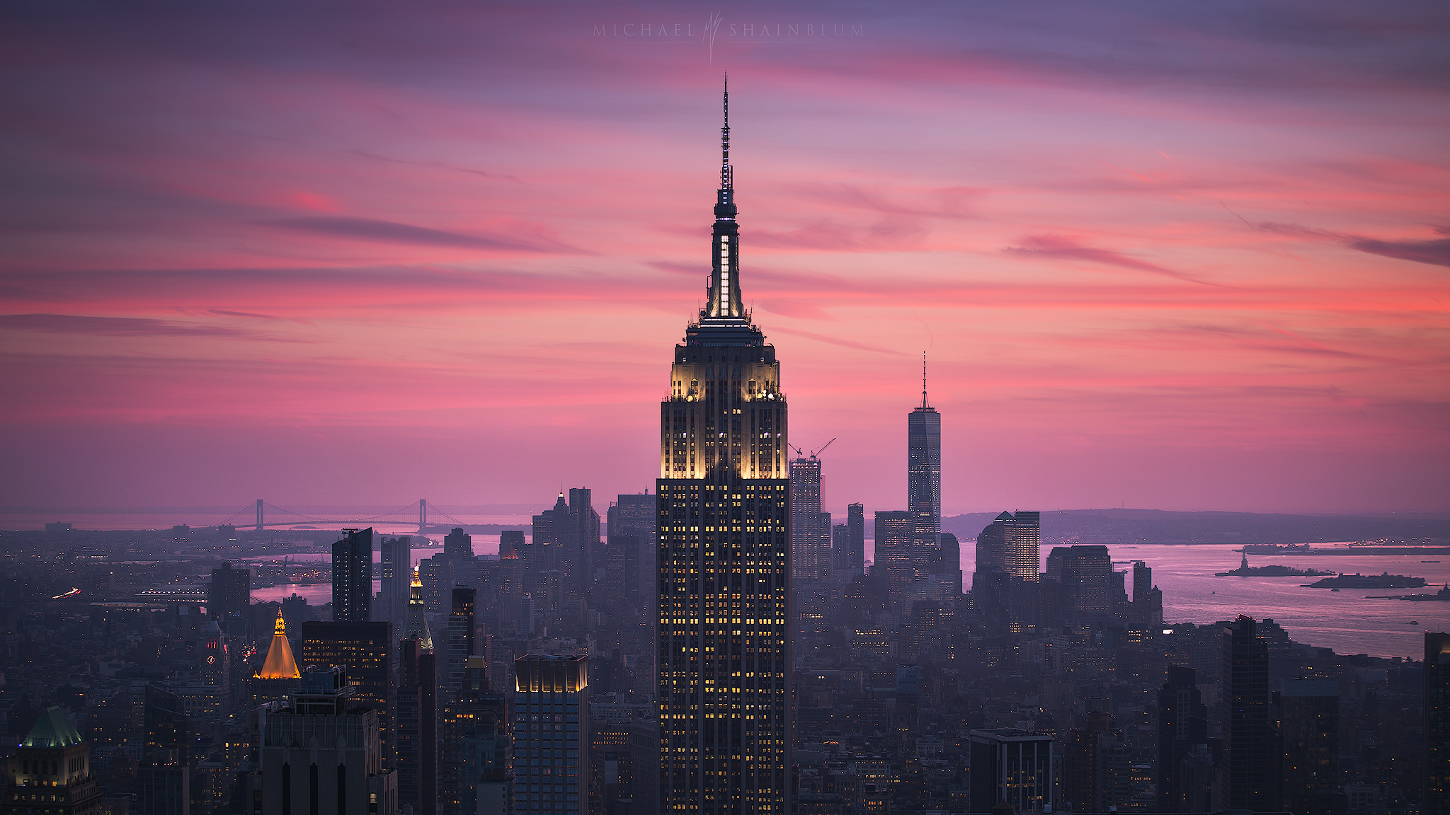 New York City Timelapse Photography And New York Cityscape