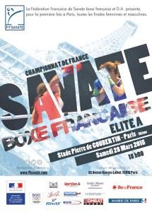 Finales France Elite A 2015 savate boxe francaise
