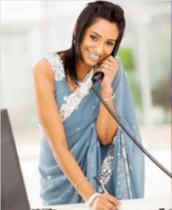 saree in office