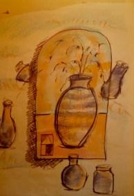 Vase Mirror (Age 19)